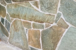 Ardesia Verdello a mosaico sp. cm. 2-3
