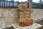 Listelli Tranciati Retrosegati in Pietra di Trani sp. cm. 1-3
