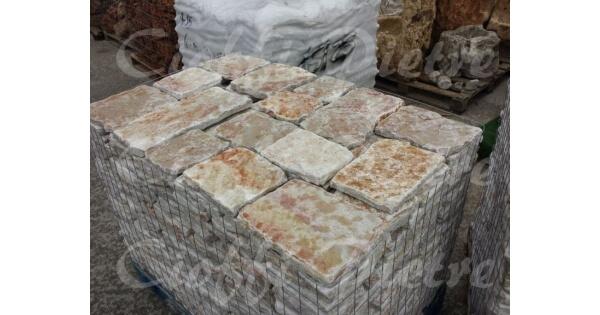 Piastrelle in pietra di trani chianca - Piastrelle tipo pietra ...