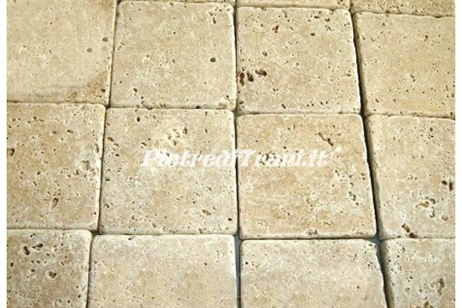 Piastrelle In Marmo 10x10