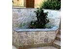 Piastrelle in Pietra di Trani Chianca sp. cm. 1-3