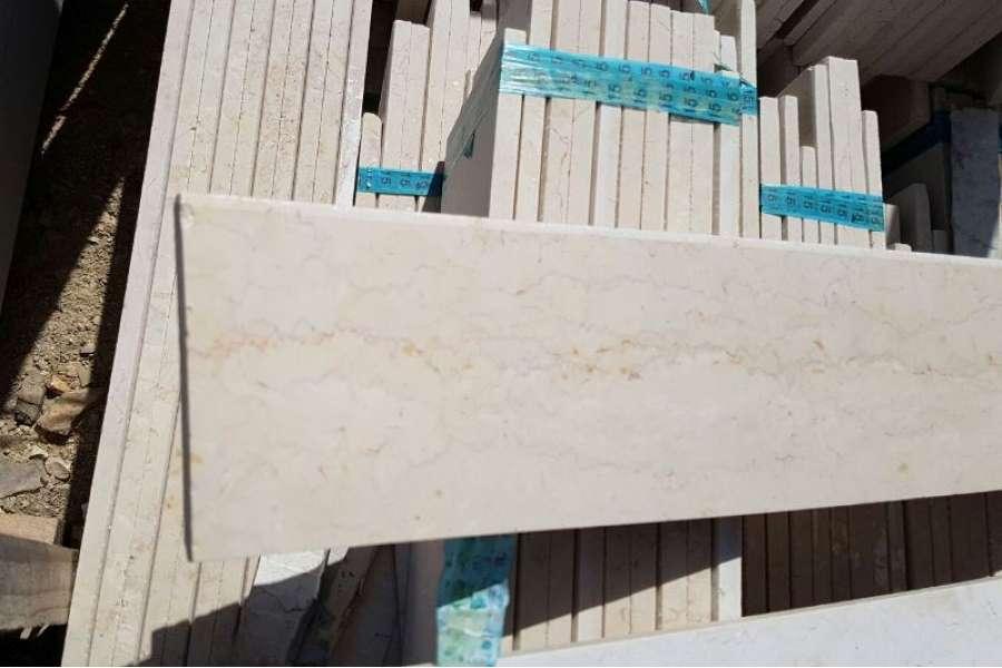 Battiscopa zoccolino in marmo di trani michele cioffi for Zoccolo esterno