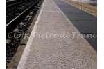 Cordoli Cigli in Pietra Marmo di Trani cm. 20x8