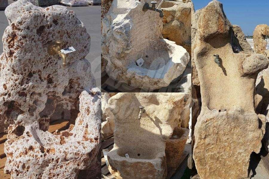 Fontane Da Giardino In Pietra Art 04 05