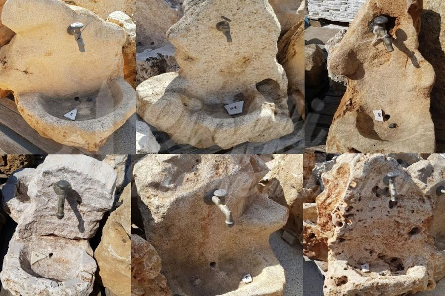 Fontane da giardino in pietra art 02 - Fontane da giardino in pietra ...