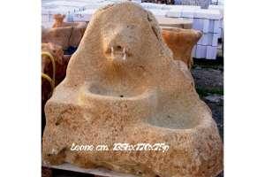 Fontane Speciali in Pietra e Cascate