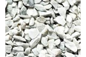 Granulati da Giardino Bianco Carrara diam. mm. 8-12