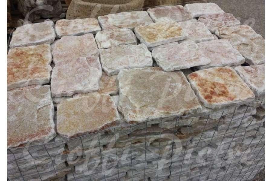 Piastrelle in pietra di trani chianca michele cioffi - Piastrelle di pietra ...