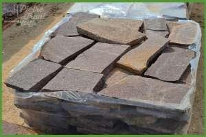 Porfido da Pavimento Mosaico sp. cm. 3-5