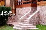 Quarzite Rosa Oriente - Mosaico Brasiliano
