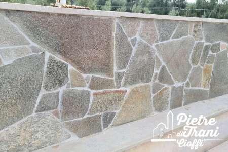 Quarzite Grigia Mosaico
