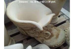 Scarpone - Vaso