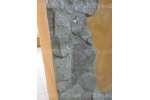 Scorza in Pietra di Trani Anticata Chianca sp. cm. 1-3